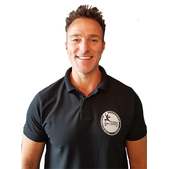 Personal trainer Janny Barents